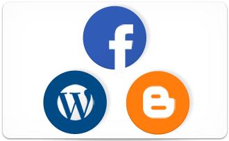 Publish social media
