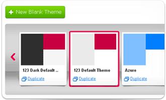 Themes list