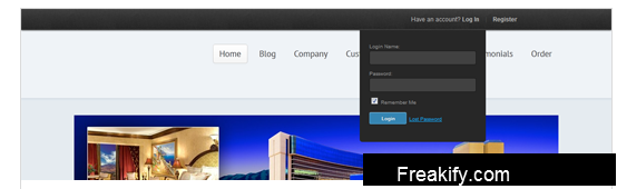 WordPress › WP Sliding Login - Register Panel « WordPress Plugins