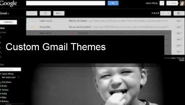 Custom Gmail Themes