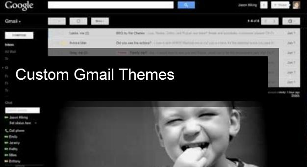 Custom Gmail Themes