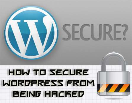 How to Secure WordPress From Being Hacked image