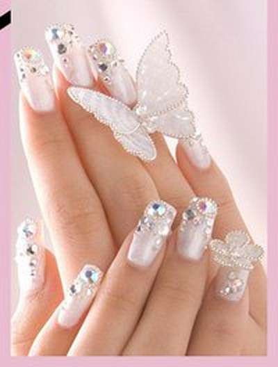 Acrylic New Nail Art Designs 2013 (54)