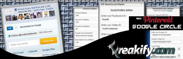 WP-Mashsocial-widget