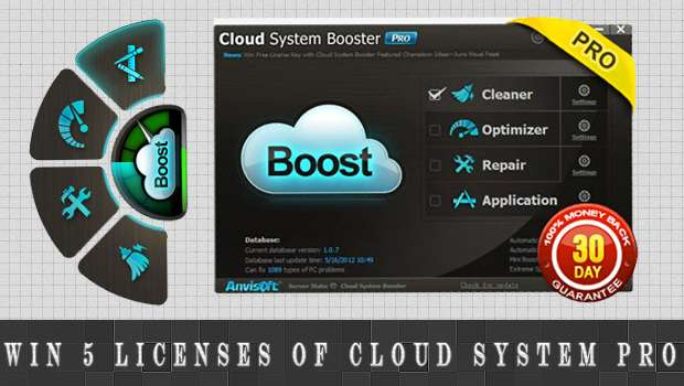 cloud system booster image