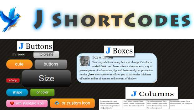 jshortcodes-wordpress-plugin