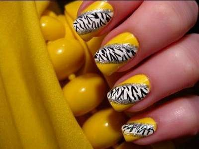 Acrylic New Nail Art Designs 2013 (52)