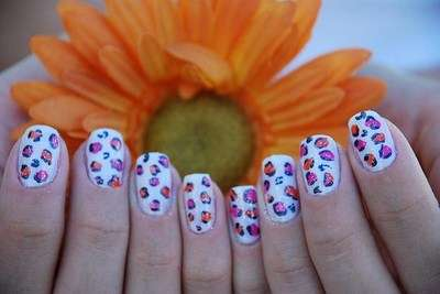 Acrylic New Nail Art Designs 2013 (13)