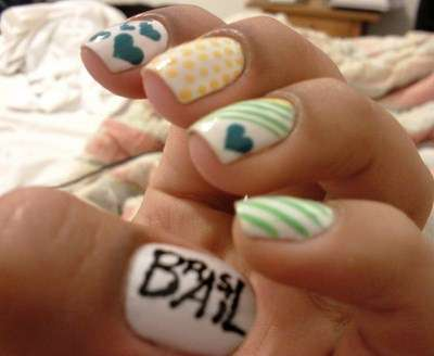 Acrylic New Nail Art Designs 2013 (11)