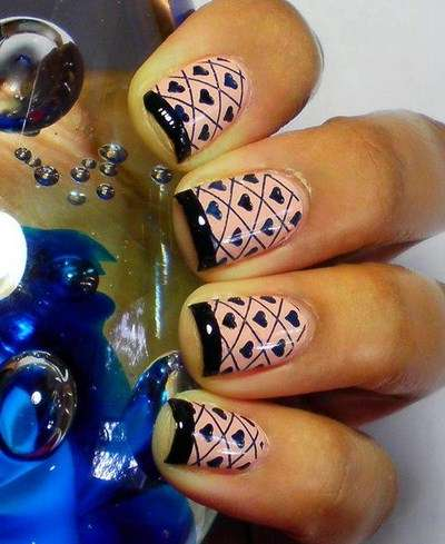 Acrylic New Nail Art Designs 2013 (10)