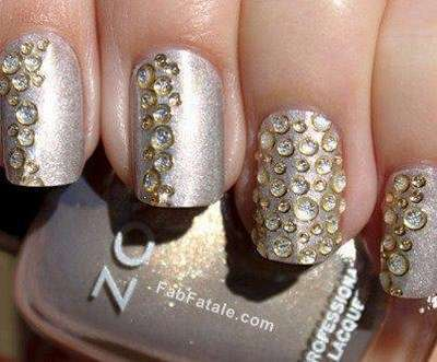 Acrylic New Nail Art Designs 2013 (1)