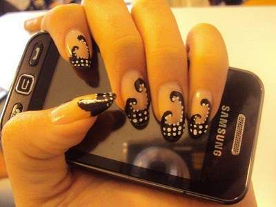 Acrylic New Nail Art Designs 2013 (15)