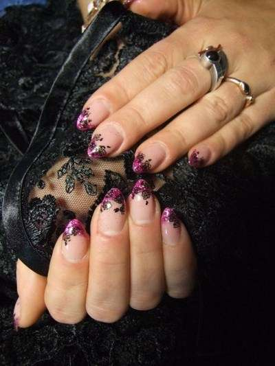 Acrylic New Nail Art Designs 2013 (49)