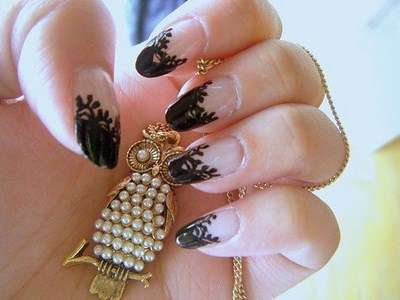 Acrylic New Nail Art Designs 2013 (46)