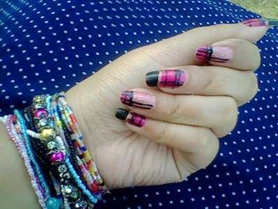 Acrylic New Nail Art Designs 2013 (48)