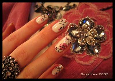 Acrylic New Nail Art Designs 2013 (35)