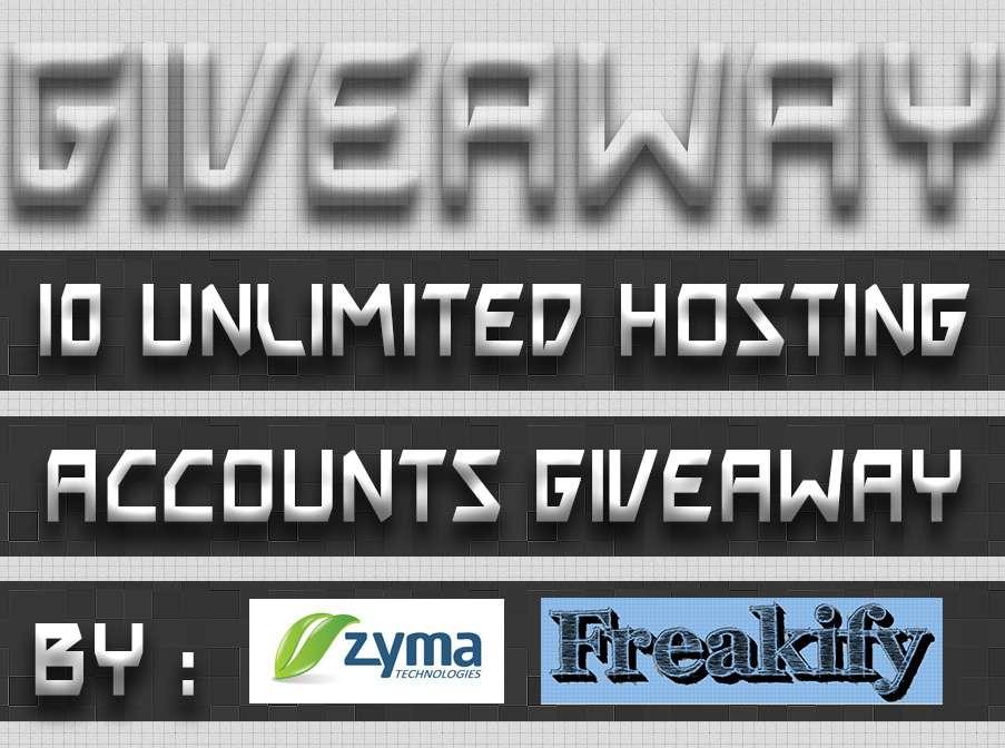 Giveaway-Zyma-Hosting-Accounts