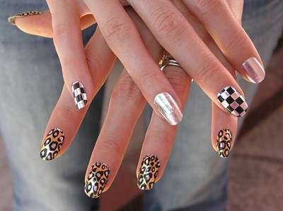 Acrylic New Nail Art Designs 2013 (8)