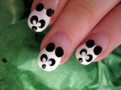 Acrylic New Nail Art Designs 2013 (9)