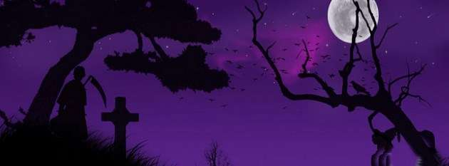 Halloween Facebook Timeline Cover #17: