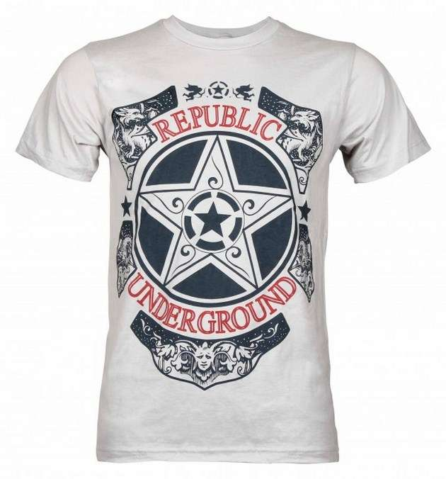Cool Mens T Shirt for Summer 2012 by Republic Underground 1 600x644 Copy image