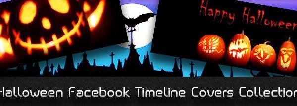 Halloween Facebook Timeline Covers Collection