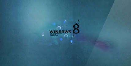 Windows 8 New Wallpapers