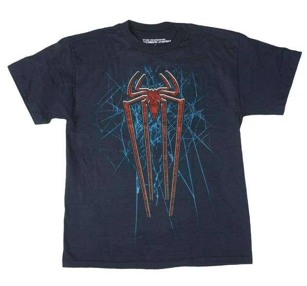 kids spider man big bug tshirt front hr Copy image
