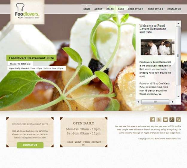 Retina Supported WordPress Themes