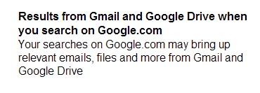 Faster Gmail Search
