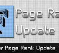 November Page Rank Update Tool 2012