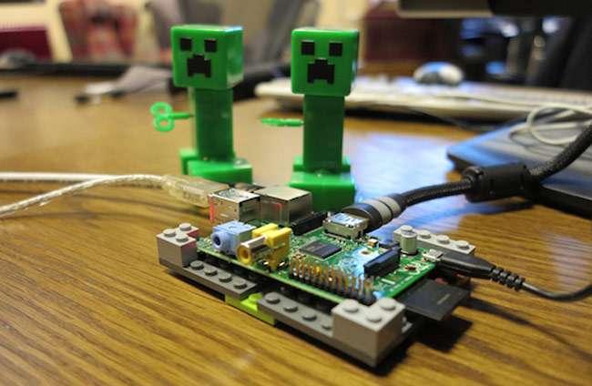 Awesome Raspberry Pi $35 Mini PC DANG!!!