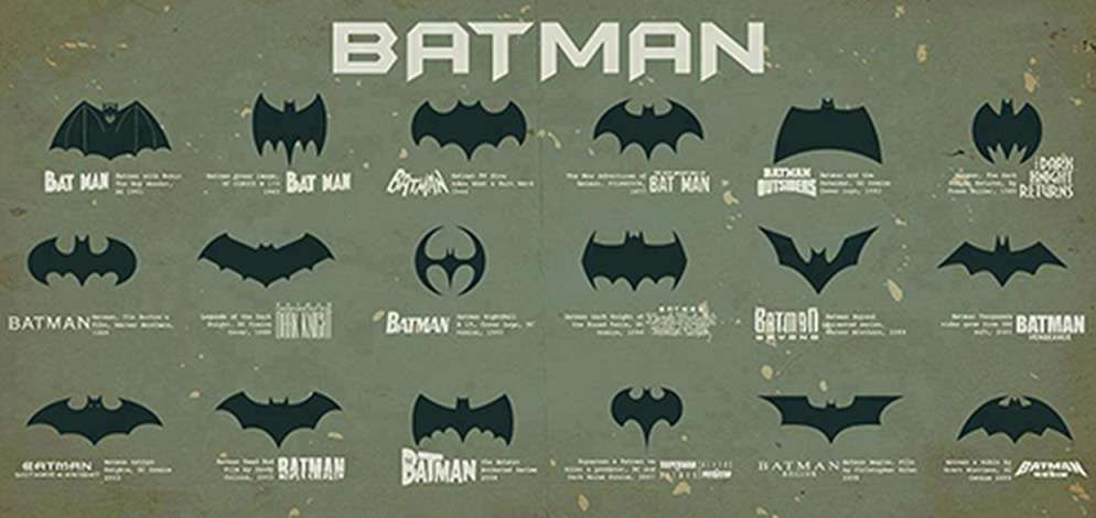 Batman Icon Collection | Dark Knight Icons