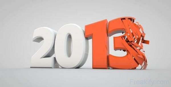 New Year HD 3D Wallpapers 2013 (11)
