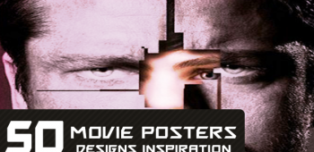 50 Movies Posters to Inspire one's Design Nature