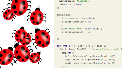 JavaScript Canvas Libraries