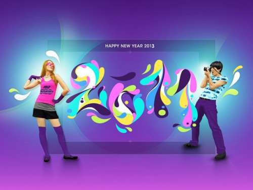 New Year Facebook Timeline Covers Quotes HD 2013 (51)