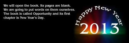 New Year Facebook Timeline Covers Quotes HD 2013 (64)