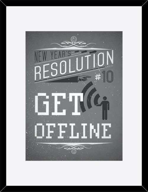 New Year Resolutions for 2013 (3)
