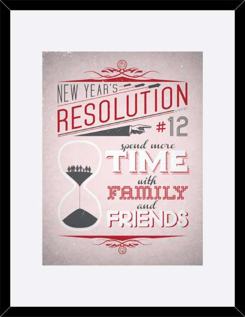 New Year Resolutions for 2013 (1)