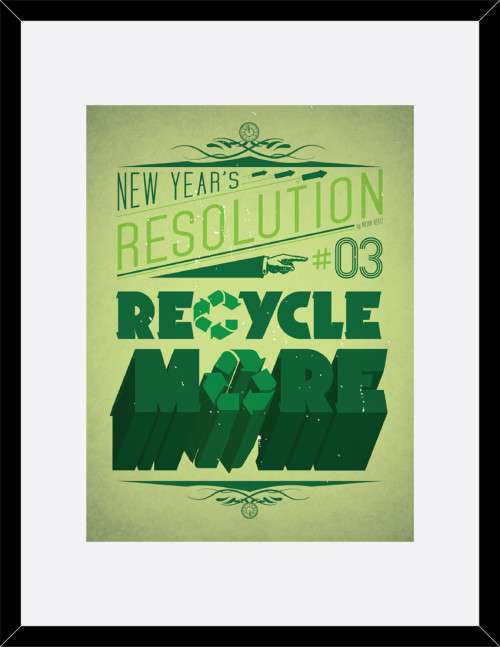 New Year Resolutions for 2013 (10)