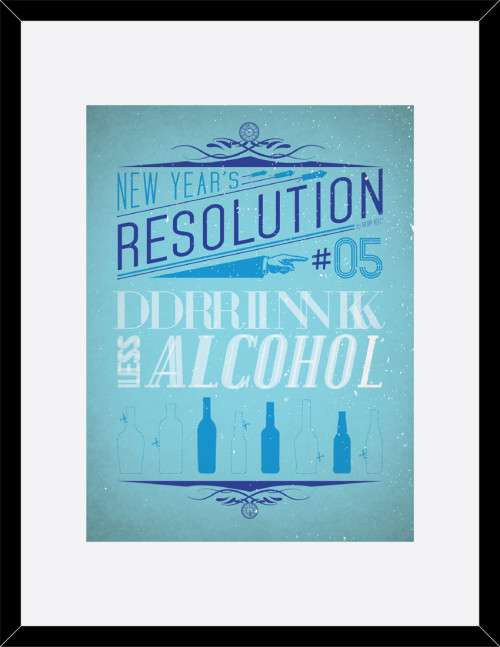New Year Resolutions for 2013 (8)