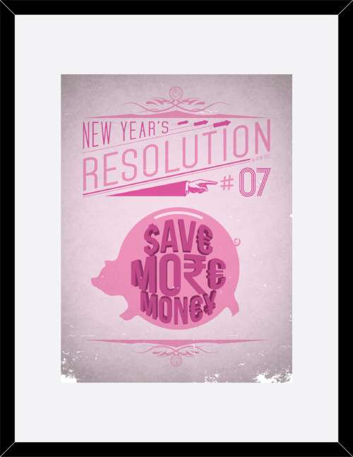 New Year Resolutions for 2013 (6)