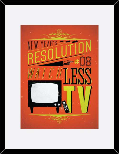 New Year Resolutions for 2013 (5)