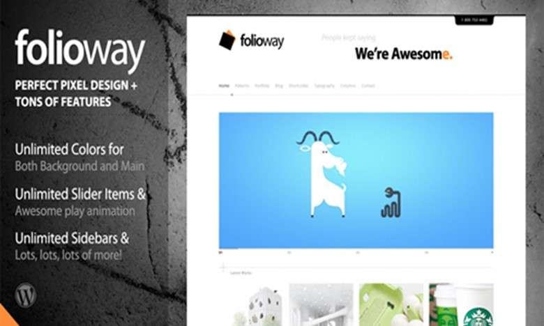 Best Personal Portfolio WordPress Themes