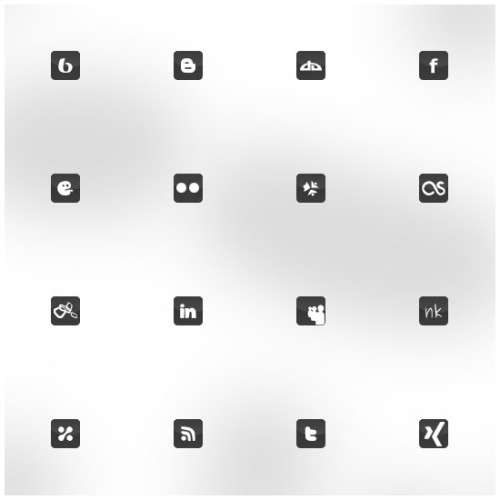 free social media icons for designers