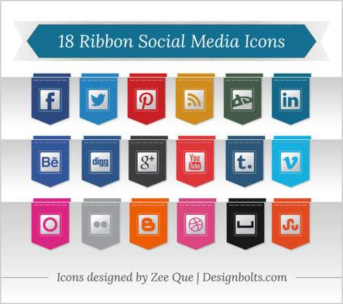 18 free ribbon
