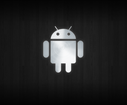 Android Aluminium Wallpaper by frezorer 500x416 image