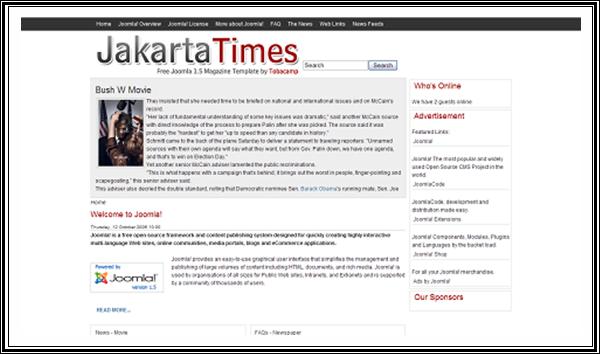 Jakarta Times