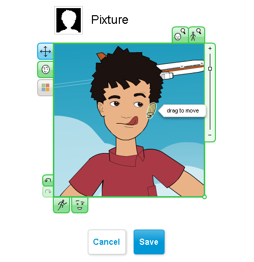 Design A Cartoon Character Of Yourself : Sites to create cartoon characters of yourself